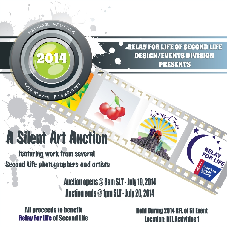 2014 RFL of SL Silent Art Auction