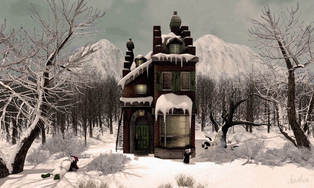 Blog 121414 Arcade DRD house