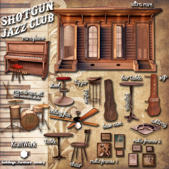 KraftWork Shotgun Jazz Club